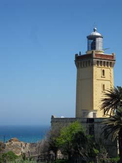 Tanger-faro-cabo-espartel/Tresyuno Comunicación