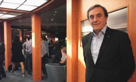 Mario Martini, director general de Iberocruceros