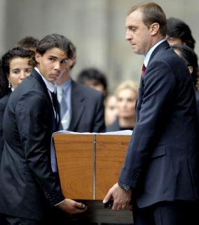 Funeral Samaranch/Foto:TVP