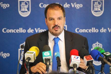 El responsable de Economía del Grupo Municipal Popular, Jorge Conde