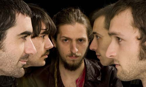 La banda madrileña Alpargata Sound System.