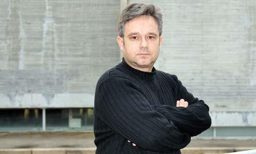 O profesor Luis Anido lidera o grupo vigués de Enxeñaría de Sistemas Telemáticos.