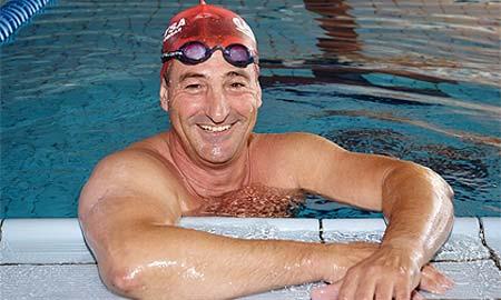 Chano Rodríguez, mellor deportista discapacitado na Gala do Deporte 2010.