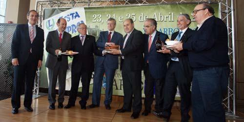 La presentación estuvo arropada por más de 150 autoridades.