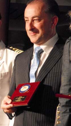 Luis Otero, gerente de Viaxes Loa/Tresyuno Comunicación