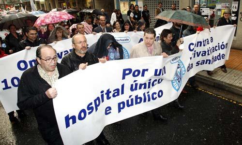 Miles de personas salieron a la calle para pedir que no se lleve a cabo el proyecto de Monte Carrasco.