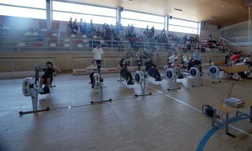 Una de las finales del campeonato. Foto: Tresyuno Comunicación.