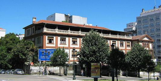 Colegio Cluny/vigoenfotos.com