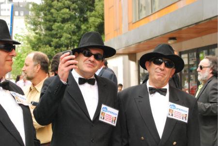 OS homes do smoking/Tresyuno Comunicación