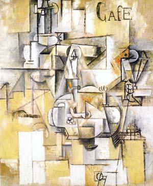 'Le pigeon aux petits pois', de Pablo Picasso.