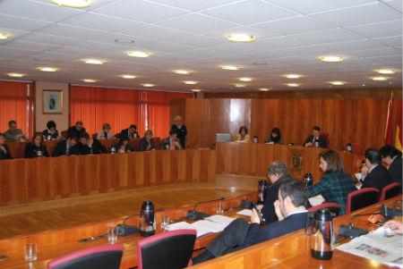 Pleno del Concello de Vigo/Tresyuno Comunicación
