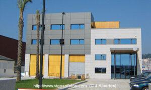 Instalacións do Cetmar en Vigo. Foto: www.vigoenfotos.com