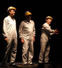 'Viva a crise', de Fulano, Mengano e Citano.