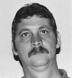 Aspecto de Ariel Sigler, cuando fue encarcelado en 2002