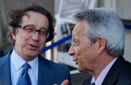 El futuro de Gayoso, que será el primer presidente de la nueva caja, está claro, el de Méndez, no