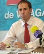 Tomás Fole, actual presidente del Partido Popular de Vilagarcía.
