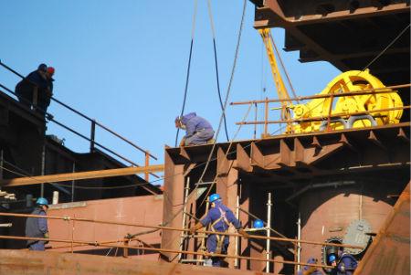Trabajadores Astillero Barreras/Tresyuno Comunicación