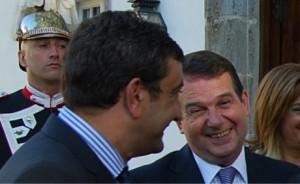 Alcalde y Teneiente de alcalde de Vigo/Tresyuno Comunicación