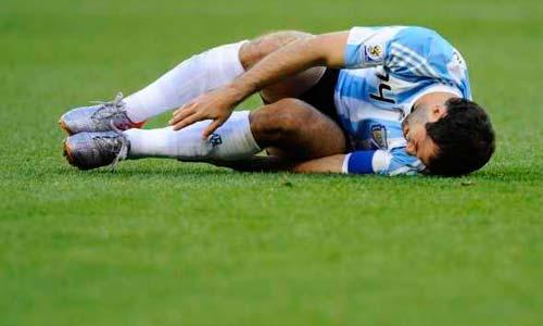 Argentina, apeada del Mundial.