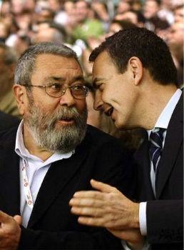 Candido y Zapatero