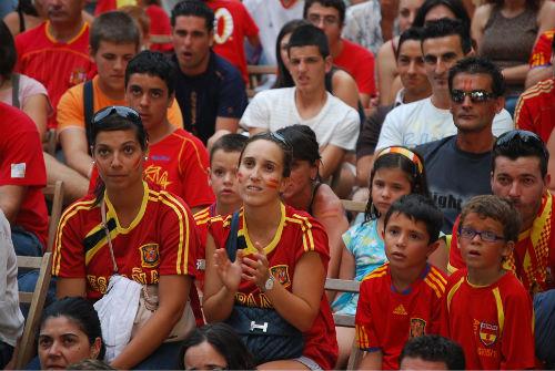 Vigo Celebración Mundial-Castrelos/Tresyuno Comunicación
