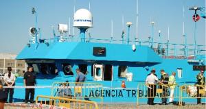 Nave de la Agencia Tributaria/Tresyuno Comunicación