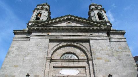 Concatedral Vigo