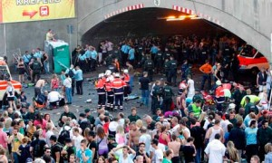 Love-Parade-in-Duisburg/ T.G.