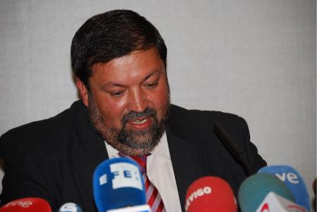 FRancisco Caamaño en Vigo /Tresyuno Comunicación