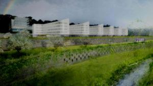 Novo hospital/COAG