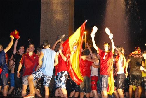 Vigo-Celebración Mundial -As Travesas/Tresyuno Comunicación
