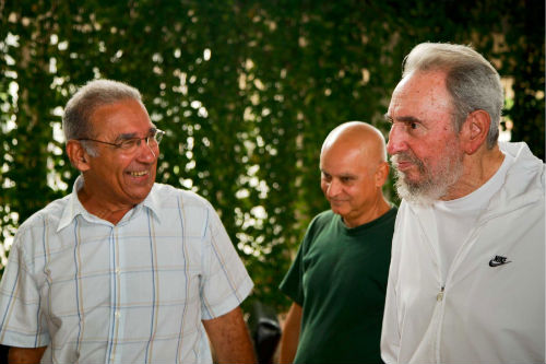 fidel-castro-cenic_05/Alex Castro. Cubadebate