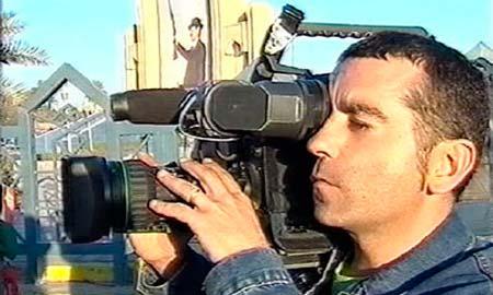 El cámara gallego José Couso.