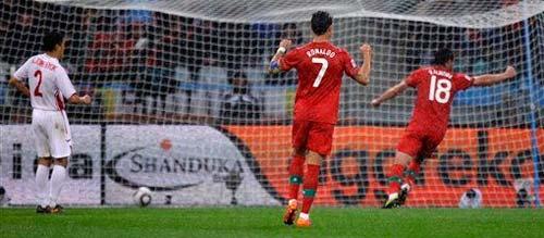 Corea sufrió una dolorosa derrota ante Portugal.