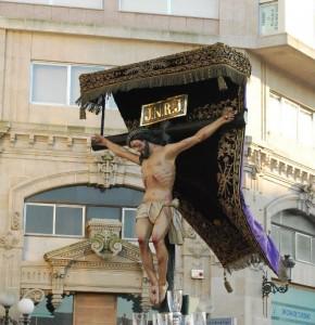 Cristo en la calle/Tresyuno Comunicación