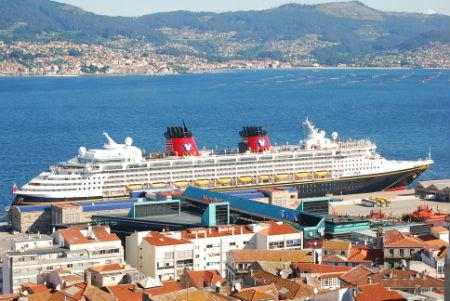Crucero en Vigo/Tresyuno Comunicación