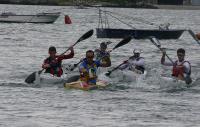Kayak de Mar Copa Galega