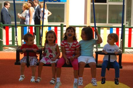 Parque infantil Navia/Tresyuno Comunicación