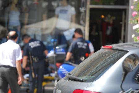 Policía Local/Tresyuno Comunicación
