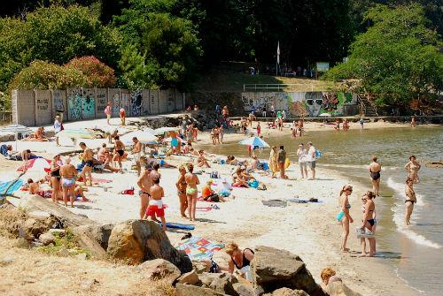 Praia da Punta, hoy a las 13:06 h.