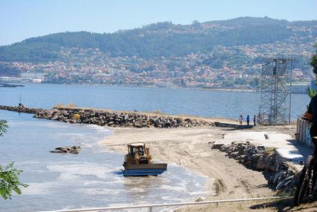 Estado de la Praia da Punta hoy a las 12:36 del mediodía
