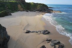 Praia dos Xuncos