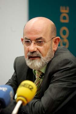 José Antonio Campo, director do IGE.