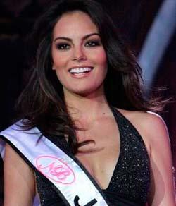 Miss Universo, Jimena Navarrete.