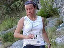 La española Lourdes Morro.
