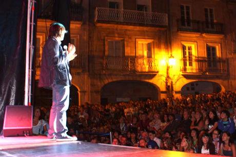 Piedrahita en Vigo /David Cegarra