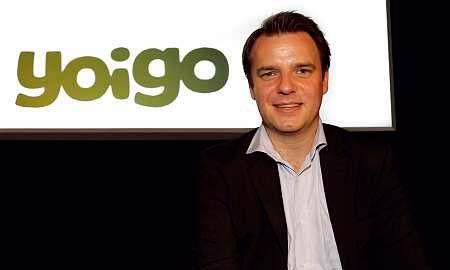 El consejero delegado de Yoigo, Johan Andsjö.