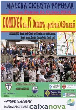 Cartel_marcha_ciclista_Porrinho