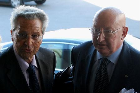 El vigués Fernández Gayoso será el primer presidente de la nueva entidad y el lucense Mauro Varela, el segundo