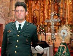 El guardia civil Jorge Piñeiro era natural de Vigo.